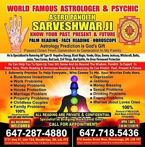 TOP RENOWED ASTROLOGER AND PSYCHIC