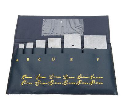 38 - 2-14 Adjustable Parallel Set Precision Parallel Measurement 6 Pcsset