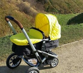 Pushchair Mothercare Xpedior 3in1