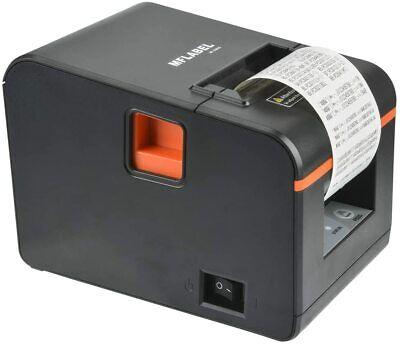 Mflabel 58mm Thermal Receipt Printer Mf-c5811q New Black Pos