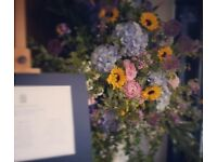 Florist/Driver for Leading Independent Edinburgh Flower Shop