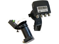 sky quad LNB new boxed. * COLLECTION ONLY *