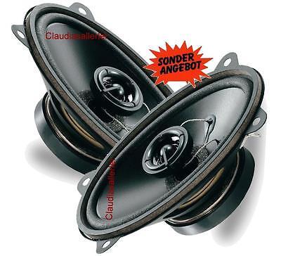 Phonocar 66/021  Lautsprecher oval 2-Wege koax 9x15cm Boxen
