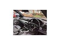 2001 51 BMW X5 3.0I SPORT 5 DOOR FULL HISTORY FULL MOT LOW 110K DRIVES SUPERB SUNROOF MODEL PX SWAPS