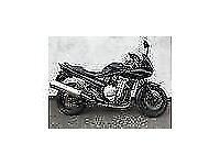 2007 LATE 57 PLATE - SUZUKI GSF BANDIT 1250