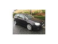 Volkswagen Golf 2.0TDI 4Motion 2006MY GT 2.0 TDI