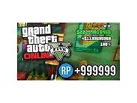 Gta ps4 ps3 account 5 billion rank 500