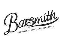 Experienced bartender needed for Barsmith Farringdon