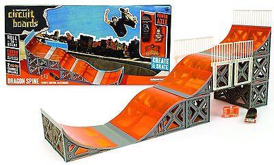 HEXBUG Tony Hawk Circuit Board Dragon Spine Remote Control Birdhouse Skateboard