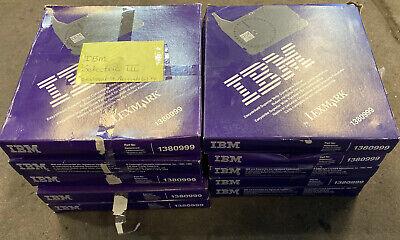 Lot 10 Ibm Easystrike Superior Write Correctable Ribbon 1380999 New Box Lexmark