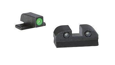 Sig Sauer X Ray Xray Pistol Sight  6 Green Front  8 Rear Square   Sox10001