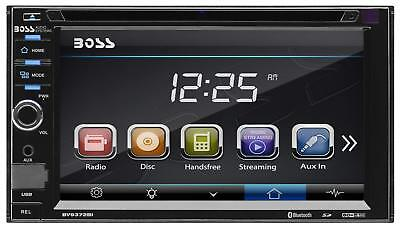 BOSS Audio BV9372BI Car Stereo DVD Player – Double Din, New, Free Shipping