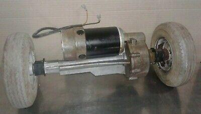 Minuteman 200x Model Mc20001qp Ce - Transaxle Assembly Part 743506