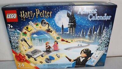 LEGO 75981 Harry Potter 2020 Advent Calendar 335pcs New