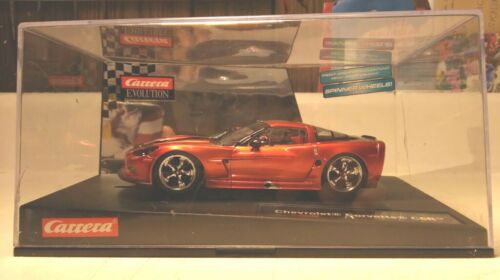A Analog 1/32 Scale Carrera Chevrolet Corvette C6R !!!!!