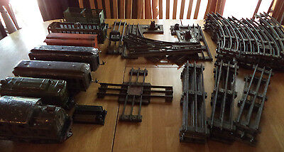 Lionel Trains Prewar Standard Gauge Set No 380 8E 511 337 332 113 114 Track Lot