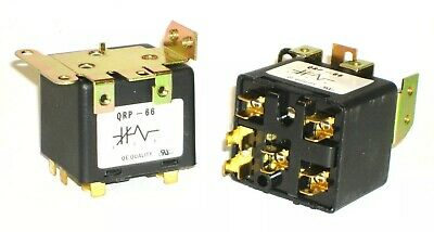 Universal Potential Relay 395 Voltage215-225 Pick Up120 Drop Out 60hz.