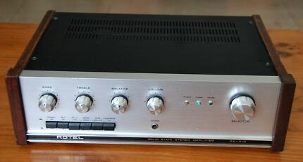 Vintage Rotel RA-310 Integrated Stereo Amplifier Bonnyrigg Fairfield Area Preview