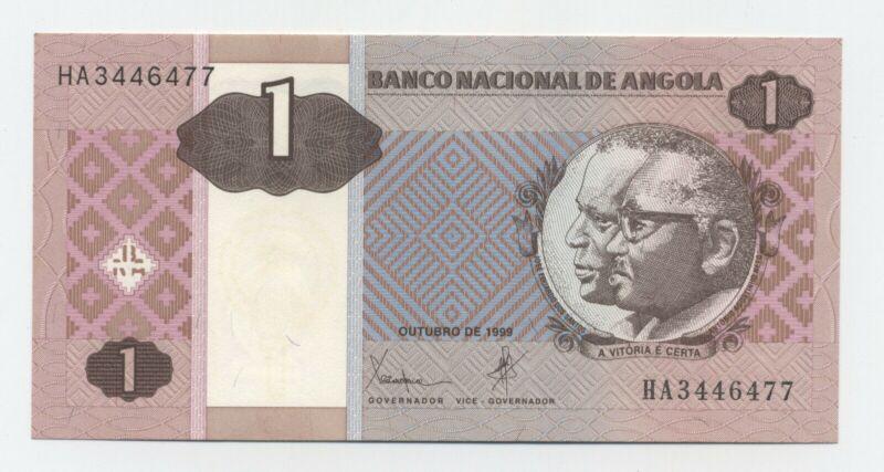 ANGOLA 500,000 Kwanzas Pick 140 1995 Uncirculated  *RARE*
