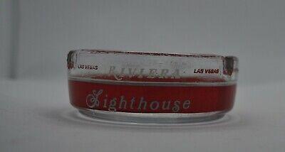 Vintage Riviera Casino Ashtray - Las Vegas - Delmonico - Cafe Noir - Lighthouse