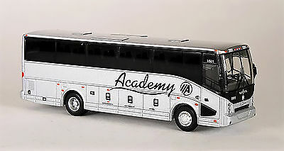 "Iconic Replicas HO 16003 Van Hool CX-35 Motorcoach ""Academy Bus Lines"". New"