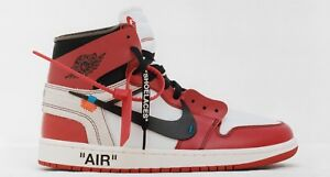 Selling Off-White Jordan 1's AUTHENTIC