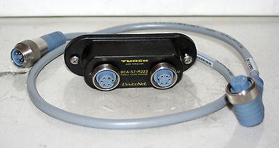 Devicenet Conduit Adapter Turck Bca-57-m223 New