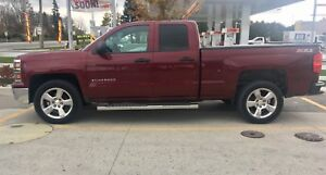 Chevy Silverado with Arctic Snow Plow for sale