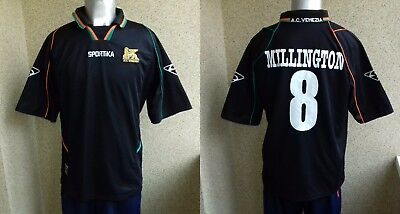 Venezia FC ITALY CASIMETA 2003-2004 Home football shirt XL JERSEY SOCCER image