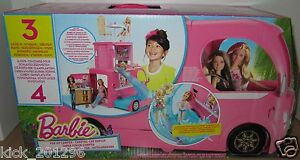 barbie wohnmobil jetzt online bei ebay kaufen ebay. Black Bedroom Furniture Sets. Home Design Ideas