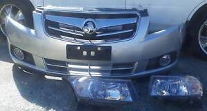 front bumper and headlights for holden cruze 2009 Coopers Plains Brisbane South West Preview