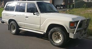 1986 Toyota Landcruiser Ashtonfield Maitland Area Preview