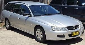 2006 Holden Commodore Wagon Camden Camden Area Preview