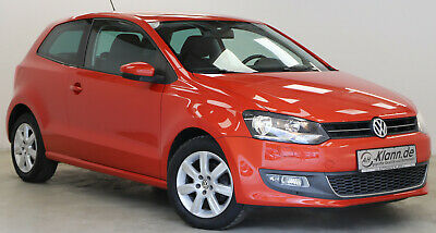 Volkswagen Polo 5 1.2 TSI 105PS Automatik Highline 1.Hand