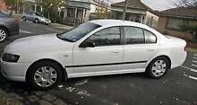 2007 FORD FALCON XT LPG.UBER READY. Inexcellent condition. Footscray Maribyrnong Area Preview