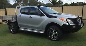 Great 2012 Mazda BT50 Dual Cab Avoca Bundaberg City Preview