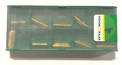 Tool-flo Carbide Inserts V85 425 Ext Grade Gp50f Indexable Insert 10 Pack Usa