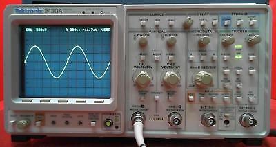 Tektronix 2430a Dso Oscilloscope B011854