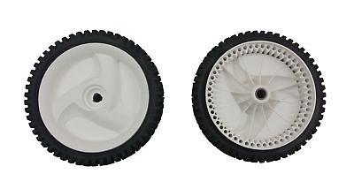 2 Craftsman Front Drive Wheels 194231x427 532403111 194231x460 & fits Husqvarna