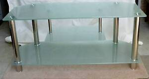 Tempered Glass TV Stand Uralla Uralla Area Preview