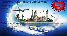 Airline ticket 2 passengers Melbourne - Bali Melbourne CBD Melbourne City Preview