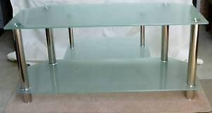 Tempered Glass TV Stand Uralla Uralla Area Preview