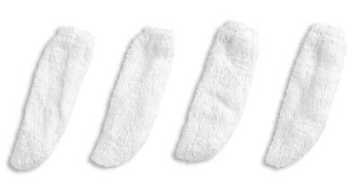 4 REPLACEMENT TOWEL BAGS FOR TOE TOWEL CLEANER