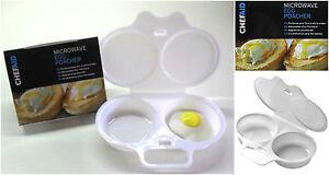 Microwave Egg Poacher Saves Time Eggs Made Easy No Mess Microwavable Poach Egg