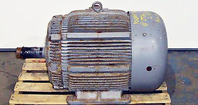 Sls1b12 Westinghouse Electric Motor 100hp 1776rpm  14577lr