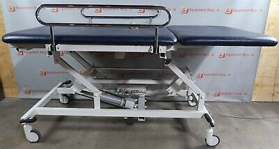 Huntleigh Akron Armedica Height Couch 2 Section Traction Therapy Treatment Table