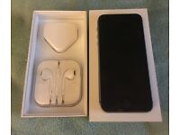 Apple iPhone SE 64GB Space Grey Unlocked Excellent condition, boxed with unused headphones + charger