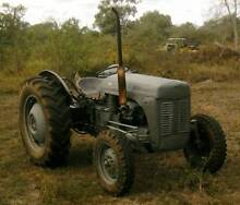 Ferguson TEF20 diesel tractor and implements Broughton Charters Towers Area Preview