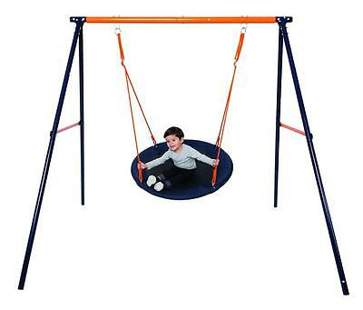 Hedstrom Fabric Nest Swing Boys & Girls Outdoor Play Suitable For Age 3-10 Years