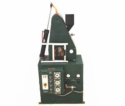 Unex Jet 12-8-pe Plastic Injection Molding Machine Automatic 110vac 1-ph Timer